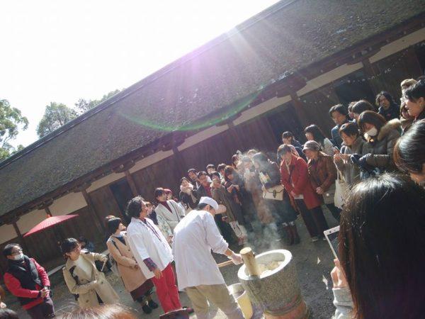 上賀茂神社 新嘗祭