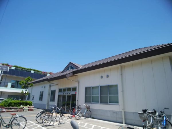 老人福祉センター シニアヨガ