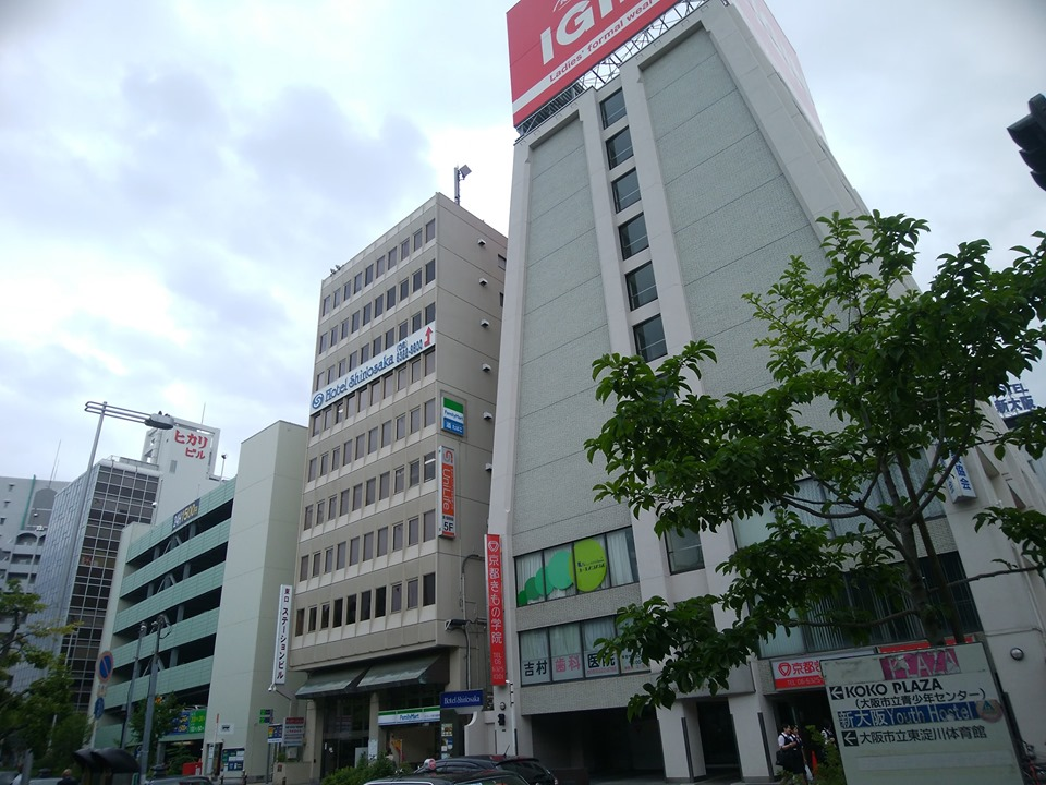 新大阪で椅子ヨガ指導者講習