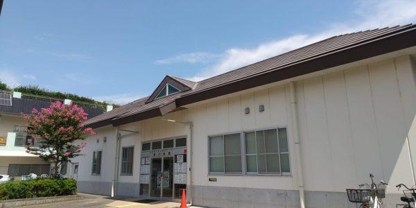 尼崎市立老人福祉センターのヨガ