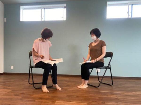 椅子ヨガ指導者講習